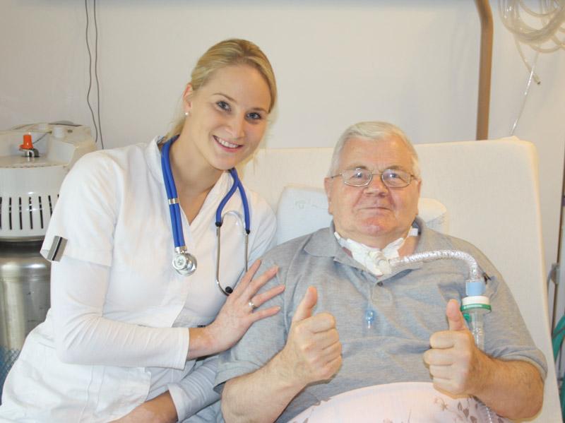 Unterstützung bei der Pflege kranker Angehöriger